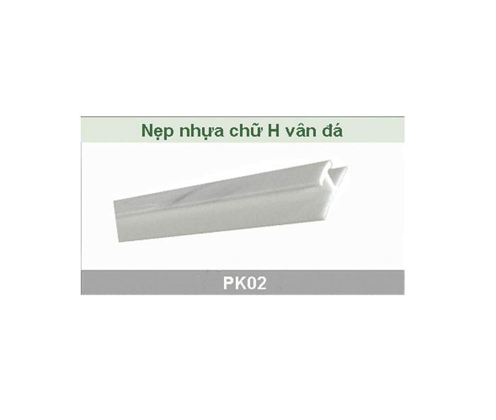 Nẹp nhựa vân đá – 02