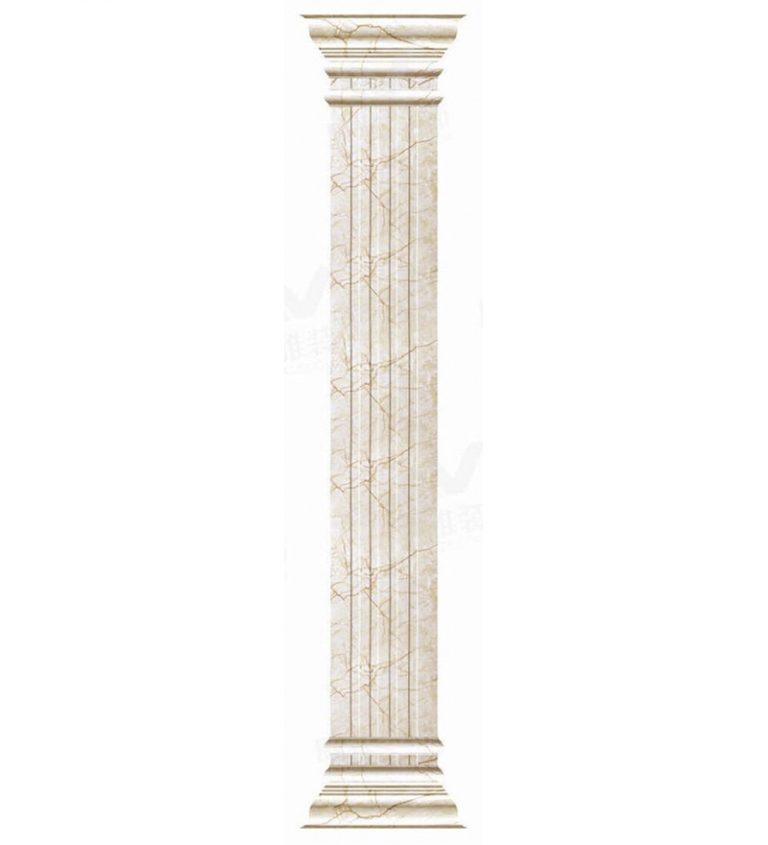 Cột đá vuông PVC – 06